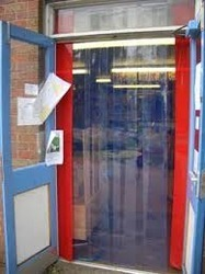 Plastic Strip Door