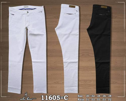 Cotton Trousers (11605)
