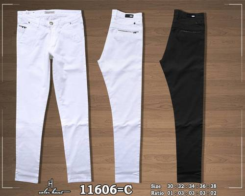 Cotton Trousers (11606)