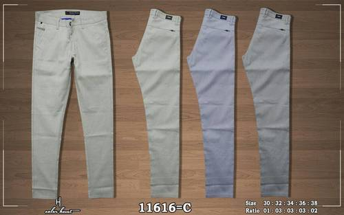 Cotton Trousers (11616)