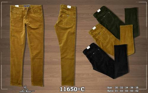 Cotton Trousers (11650)