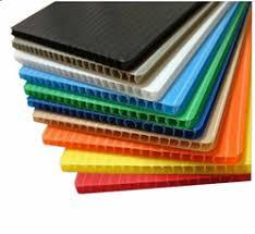 Pvc Plastic Sheets in  Nit
