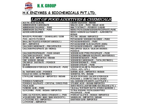 Gms (Glycerol Mono Strarate) in  Malad (E)