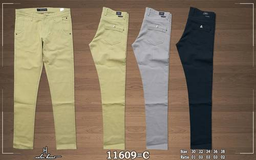 Cotton Trousers (11609)