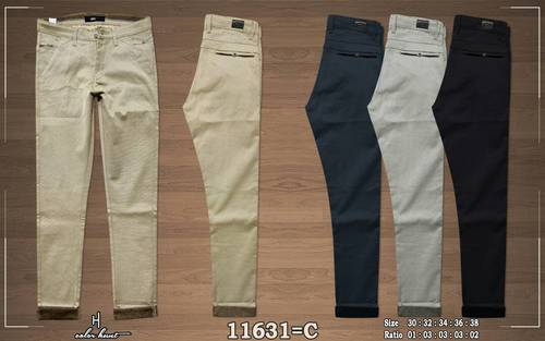 Cotton Trousers (11631)
