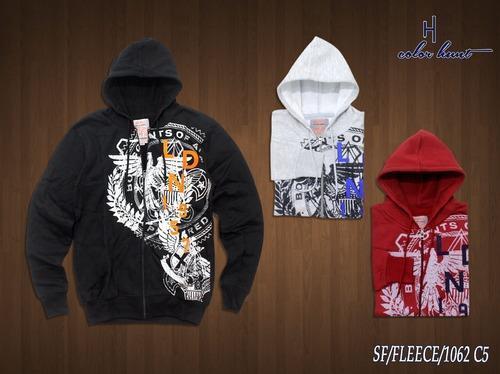 Mens Hooded Sweatshirt