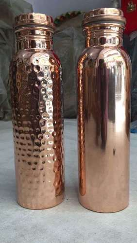 Quality Tested Copper Bottle