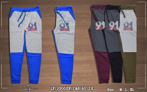 Simple Mens Joggers (6012 F) in  Isanpur