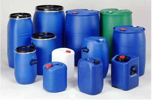 Used Washed Plastic Barrels