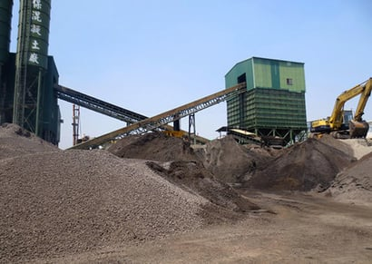 Construction Waste Recycling And Processing Machine