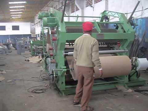Corrugation Machines