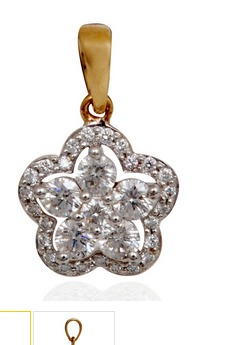 49b1fc4382a6b Diamond Necklace India Grt - Image Of Necklace
