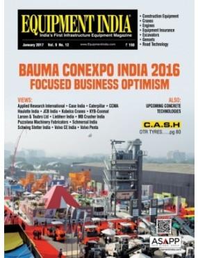 Equipment India Magazine