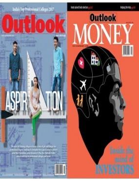 Outlook And Outlook Money Combo Magazine