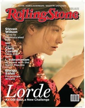 Rollingstone India Magazine