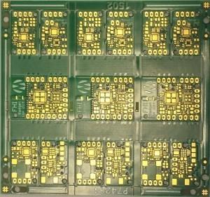 Semi-Flex Circuit