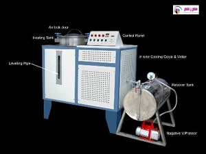 Flexo Solvent Recovery Machines