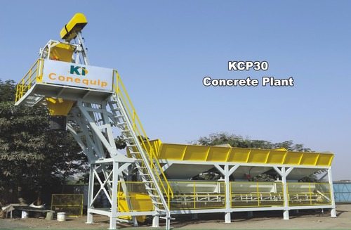KCP 30 Stationary Concrete Batching Plant