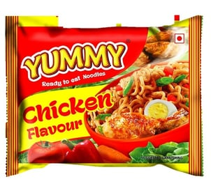 Yummy Ready To Eat Noodles (Chicken Flavour)