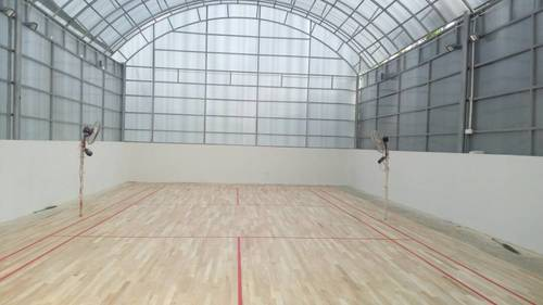 Indoor Sports Wooden Flooring in   Reengus