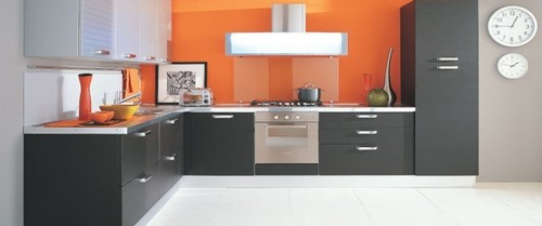 One-Stop Modular Kitchen Solution (L-Shaped)