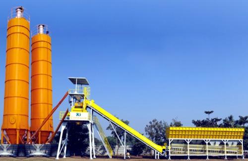 Industrial Ready Mix Concrete Plant