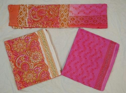 Jaipur Unstitched Cotton Salwar Suits