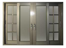 Durable Aluminium Doors
