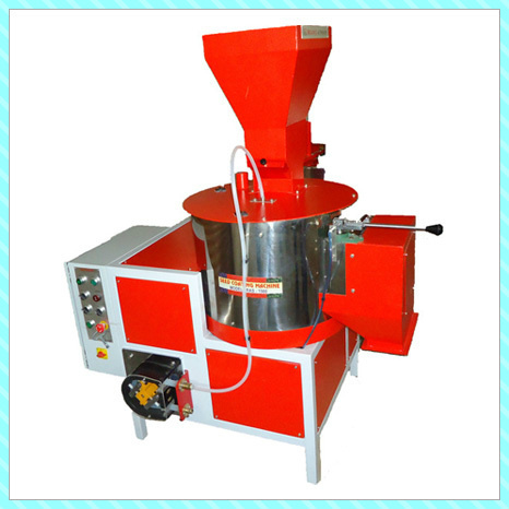 Semi Auto Seed Coating Machine (2 TPH)