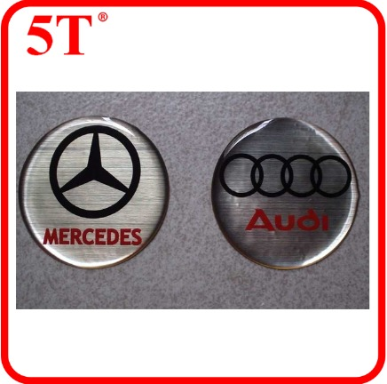 Cars Sticker Tag