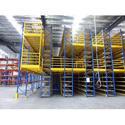 Mezzanine Floors Rack