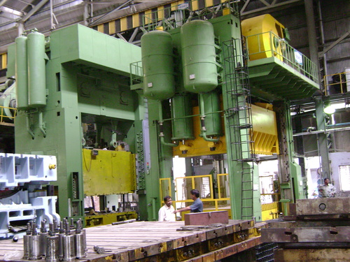 Erection And Commissioning Of Plants And Machinery