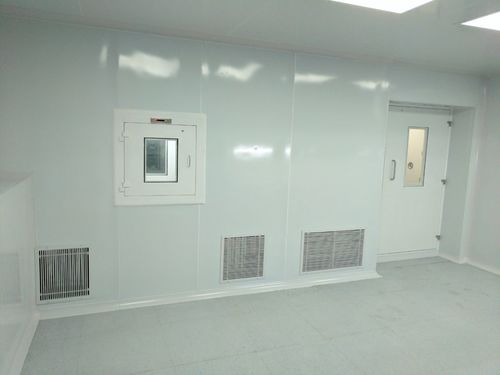 Industrial Modular Clean Room