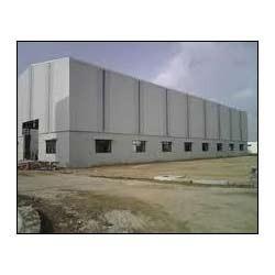 Metal Pre-Fab Building