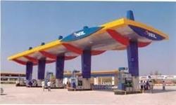 Petrol Pump Canopy in  Nizampura (Vdr)