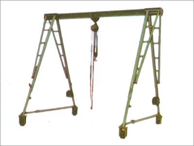 Manual Control Gantry Crane in  Saroorpur Industrial Area