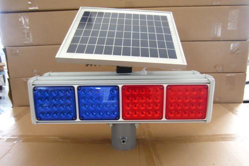 Solar Flashing Strobe Traffic Warning Lights Certifications: Ce