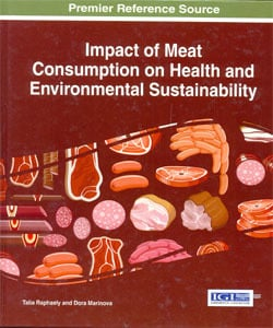 Impact Of Meat Consumption On Health And Environmental Sustainability (Book)