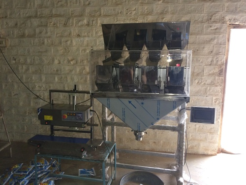 4 Head Linear Weigher Machines