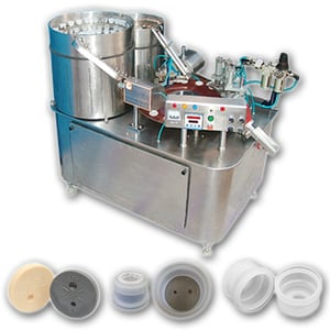 Fully Automatic Eurohead Cap Assembly Machine