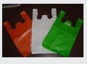 Ldpe/Lldpe/Hm Carry Bags