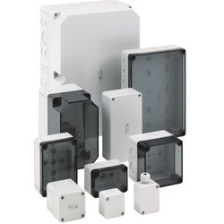 Waterproof Junction Boxes