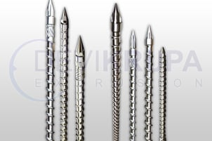 Injection Moulding Screw