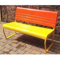 Orange And Yellow Garden Furniture