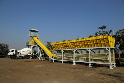 Kcp 60 Batching Plant