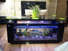 Office Table Aquarium