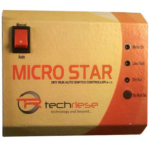 Micro Star Dry Run Auto Switch Controller