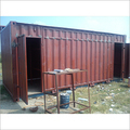Shutter Type Container
