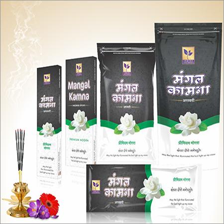 Top Quality Mogra Fragrance Incense Sticks in  Chandan Nagar