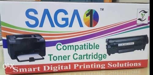 Saga1 Compatible Laser Printer Toner Cartridges